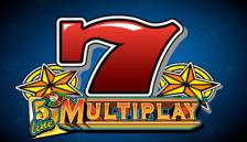 5 Line Multiplay™