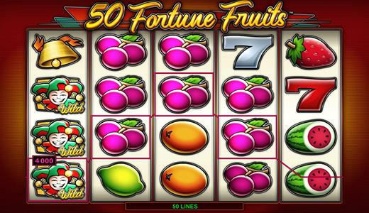 50 Fortune Fruits Screenshot