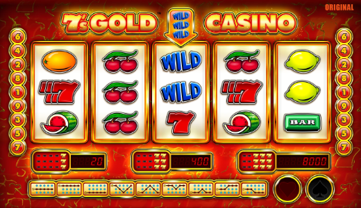 7´s Gold Casino Screenshot