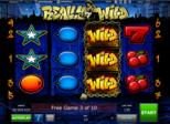 Highroller Really Wild™ Paytable