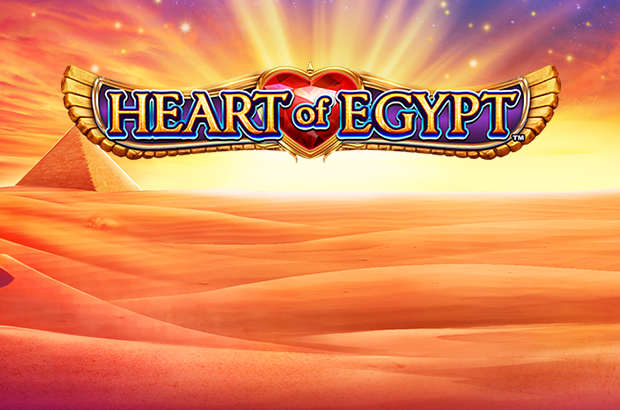 Highroller Heart of Egypt™