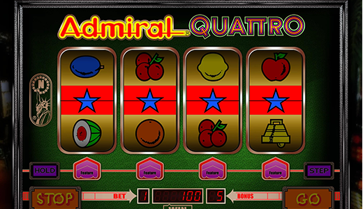 Admiral Quattro Screenshot