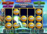 ALMIGHTY JACKPOTS - Realm of Poseidon™ Lines