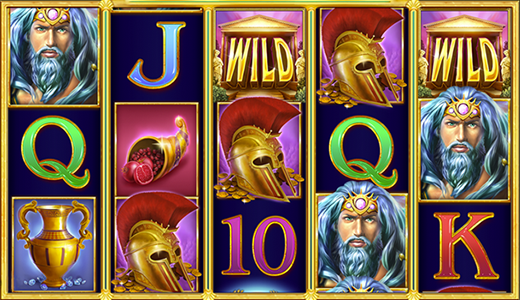 ALMIGHTY JACKPOTS – Realm of Poseidon™ Screenshot