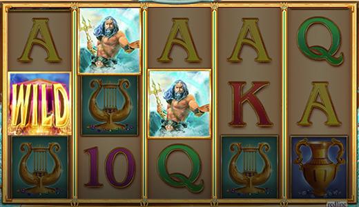 ALMIGHTY REELS - Realm of Poseidon™ Screenshot
