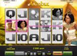 Anubix Paytable