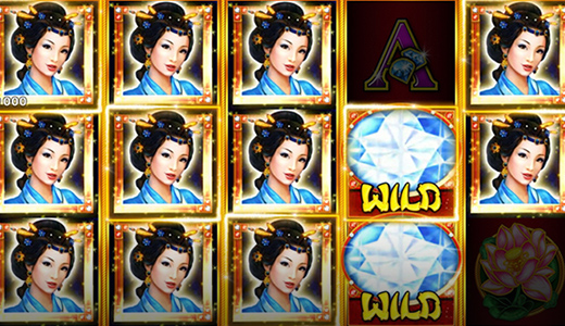 Asian Diamonds™ Screenshot