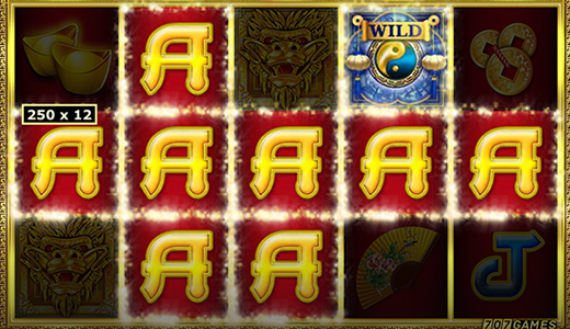 Asian Fortunes™ Screenshot