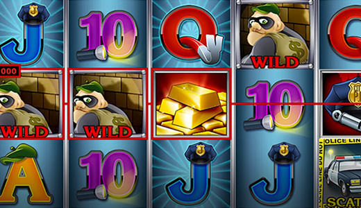 Spiele Bank Raid - Video Slots Online