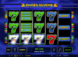 Bars & Sevens Lines