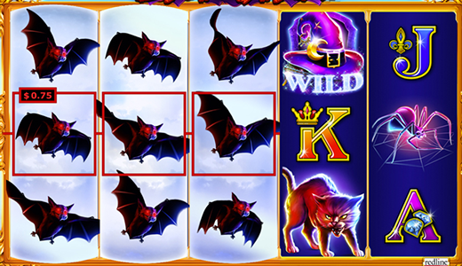 Bat Stax™ Screenshot