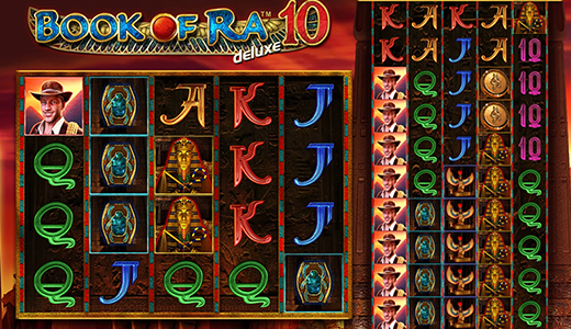 Book of Ra™ deluxe 10 Screenshot