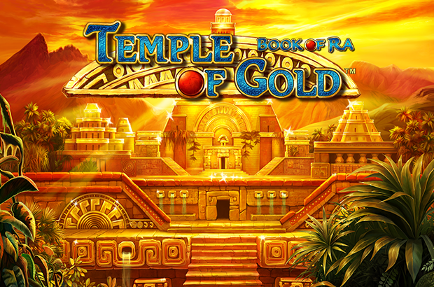 Book of Ra™ – Temple of Gold™
