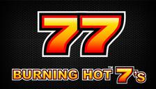 Burning Hot™ 7´s