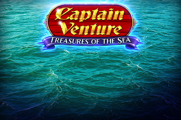Captain Venture – Treasures of the Sea™