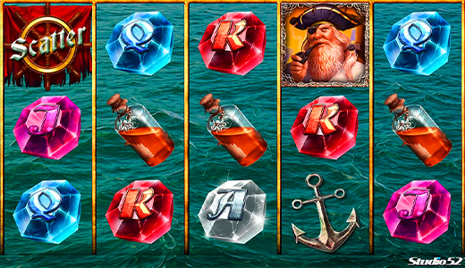 Captain Venture™: Treasures of the Sea Screenshot