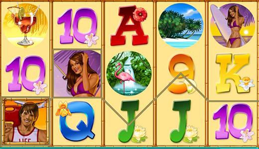 Caribbean Holidays Screenshot