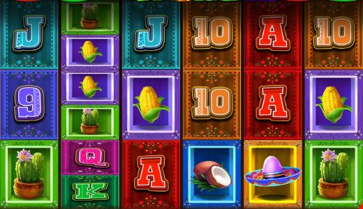 Chili Bomba™ Bonus Ways Screenshot