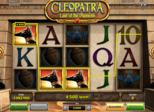 Cleopatra – Last of the Pharaohs™ Paytable