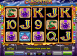 Cleopatra - Queen of Slots Paytable