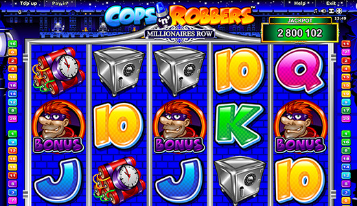 Cops ´n´ Robbers™ Millionaires Row Screenshot