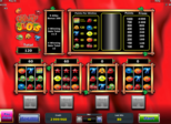Crazy Slots Paytable