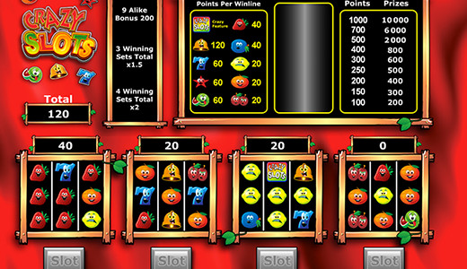 Crazy Slots Screenshot