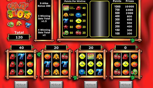 Crazy Slots Screenshot