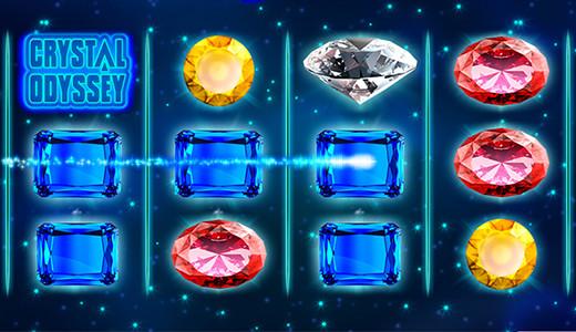 Crystal Odyssey Screenshot