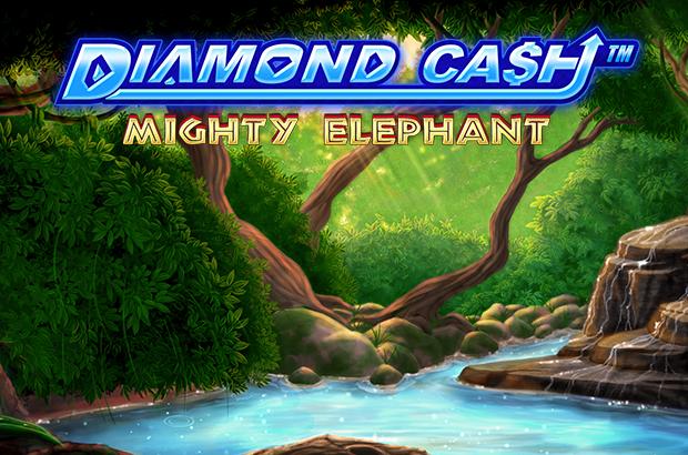 Diamond Cash™: Mighty Elephant