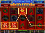 Diamond Cash™ Mighty Emperor Paytable