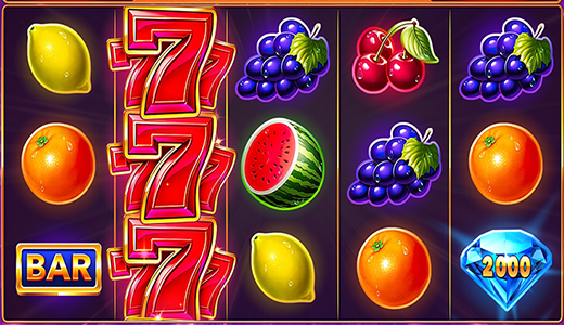 Diamond Cash™: Mighty Sevens Screenshot