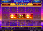 Diamond Cash™: Oasis Riches Lines