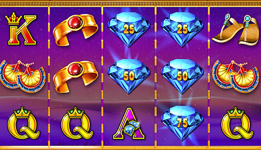 Diamond Cash™: Oasis Riches Screenshot