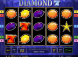 Diamond 7 Paytable