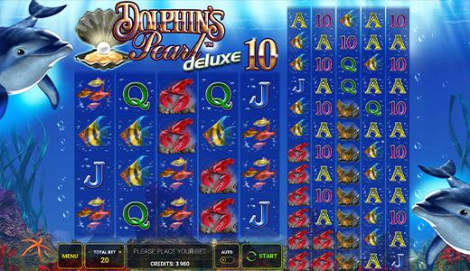 Dolphin's Pearl™ deluxe 10 Screenshot