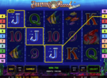 Dolphin's Pearl™ deluxe Paytable
