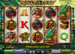 Dragon´s Deep™ Paytable