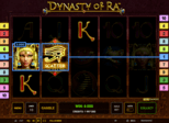 Dynasty of Ra™ Lines