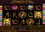 Dynasty of Ra™ Paytable
