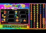 Feelin' Fruity 10™ Paytable