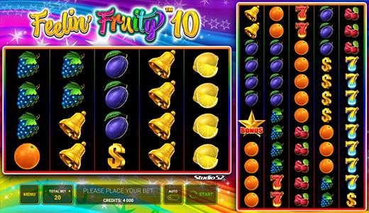 Feelin' Fruity 10™ Screenshot