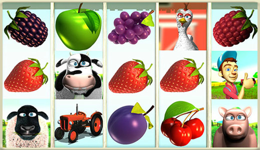 Fruit Farm™ Screenshot