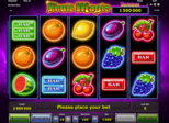 Fruit Magic Paytable