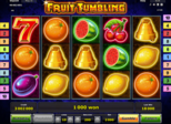 Fruit Tumbling  Paytable