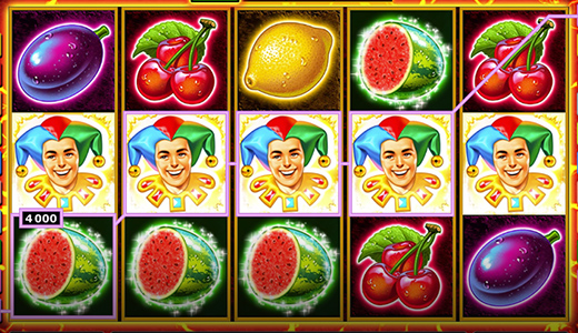 Fruit Tumbling  Screenshot