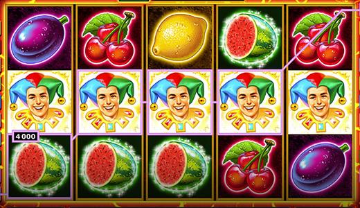 Fruit Tumbling  Screenshot