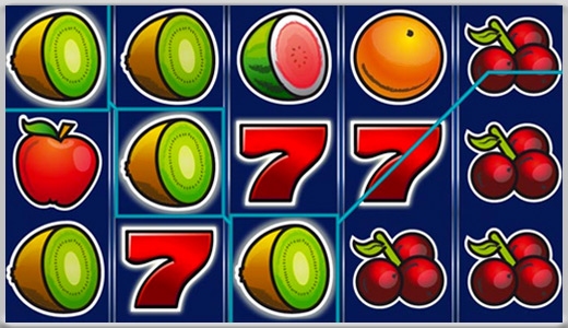 Fruits'n Sevens Screenshot