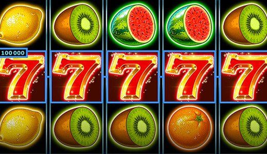 Fruits'n Sevens deluxe Screenshot