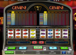 Gemini Twin Paytable